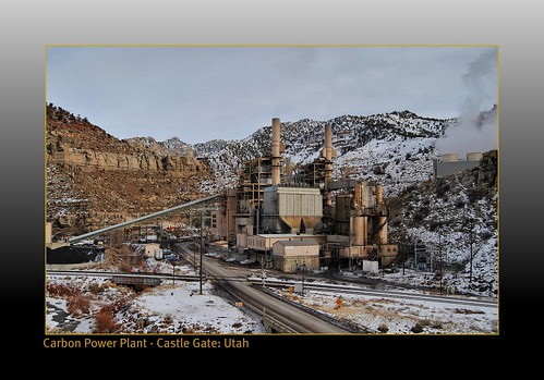 Carbon Power Plant - Castle Gate: Utah | by Loco Steve