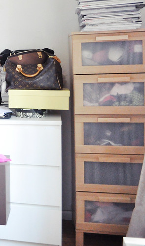 Ikea dresser before+ikea chest of drawers hack makeover | by ...love Maegan