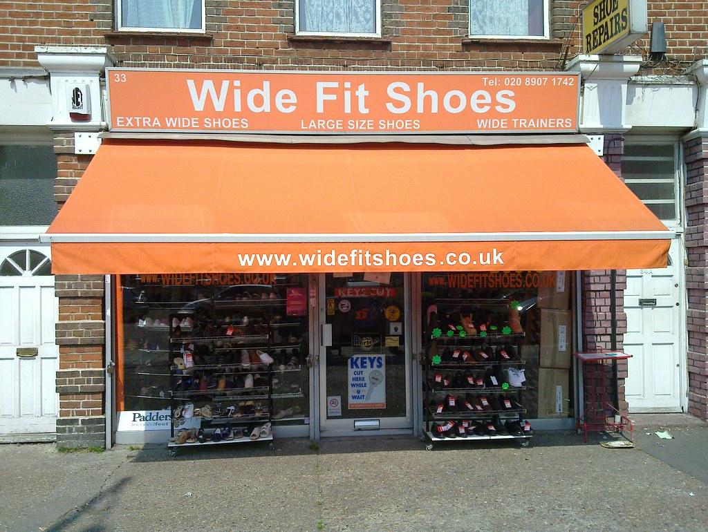 Wide Shoe Size Women