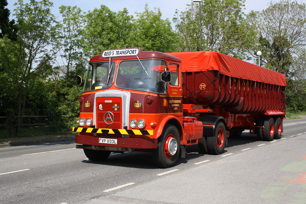 Akinson Lorry | Flickr - Photo Sharing!
