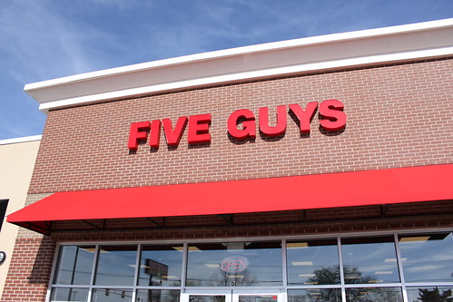 Five Guys Burger and Fries | by J. Jeff Rose