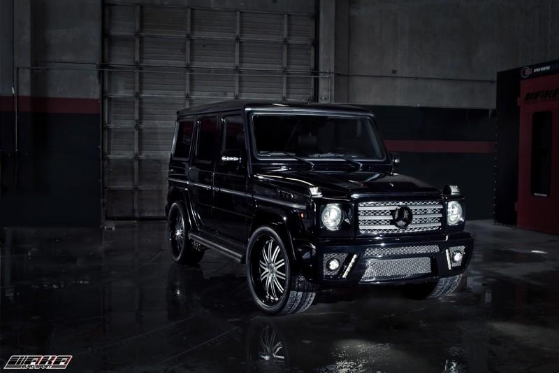 Mercedes benz g class g wagon g500 g550 g55 amg body kit b for Mercedes benz g wagon amg