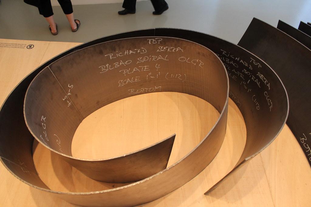 Richard Serra Guggenheim Bilbao Richard Serra Guggenheim