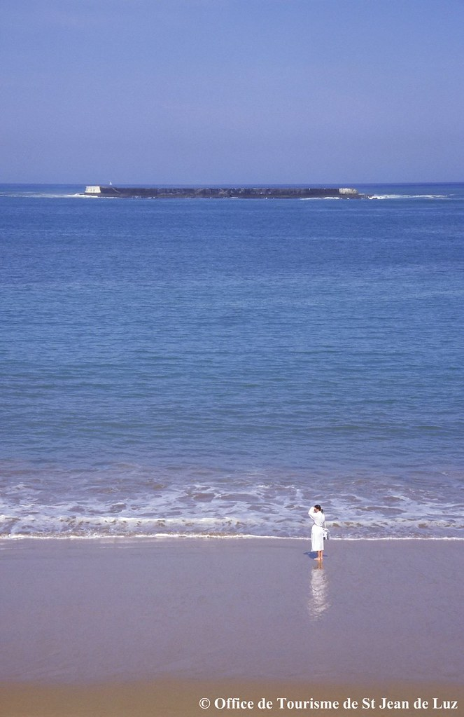 Curiste plage office de tourisme de saint jean de luz flickr - Office de tourisme saint jean de luz ...