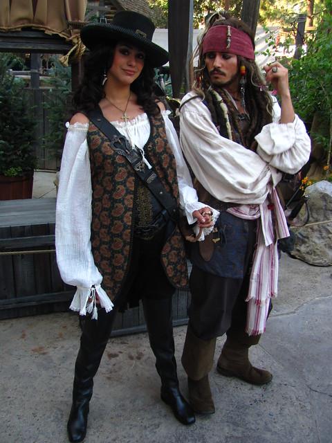 Phrase angelica pirate costume