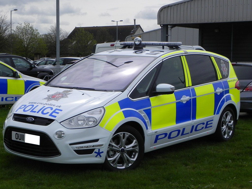 Civil Nuclear Constabulary Ford S Max Armed Response V