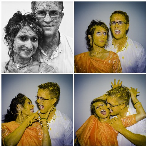 Haldi Ceremony Collage Flickr Photo Sharing