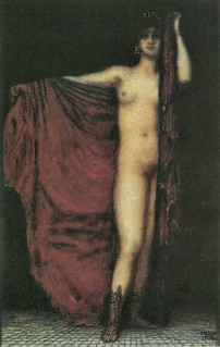 Phyrne by Franz von Stuck | by Mattia Moretti