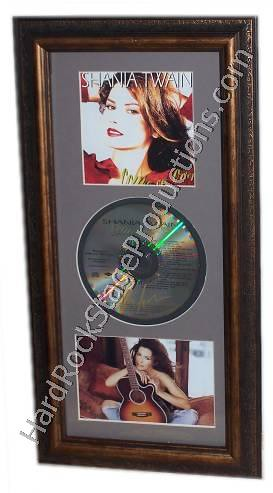 Shania Twain autograph | by Hard Rock Stage Productions