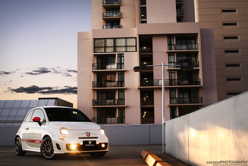 Abarth 500 | by Coconut Photography