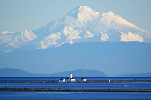 Sequim Dungeness Bay