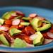 carrot avocado salad 4