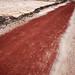 Road through the Salt Pans