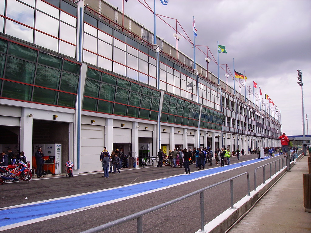 paddock at the circuit de nevers magny cours circuit de ne flickr. Black Bedroom Furniture Sets. Home Design Ideas
