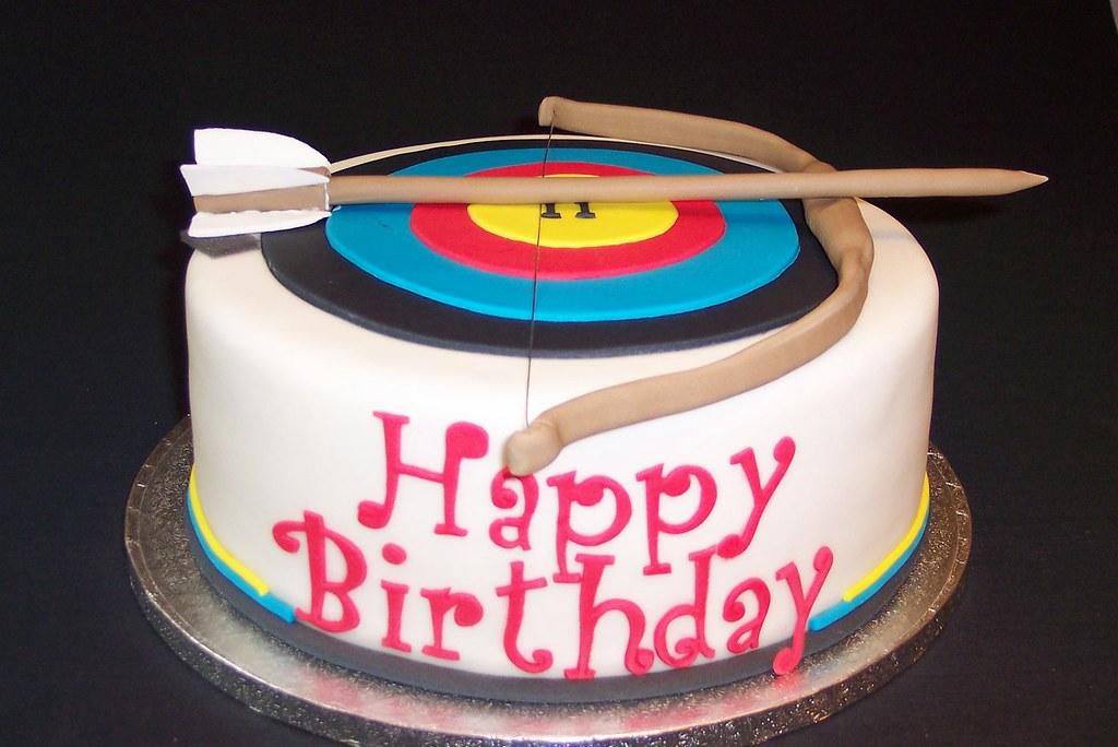 Camera Birthday Cake Images