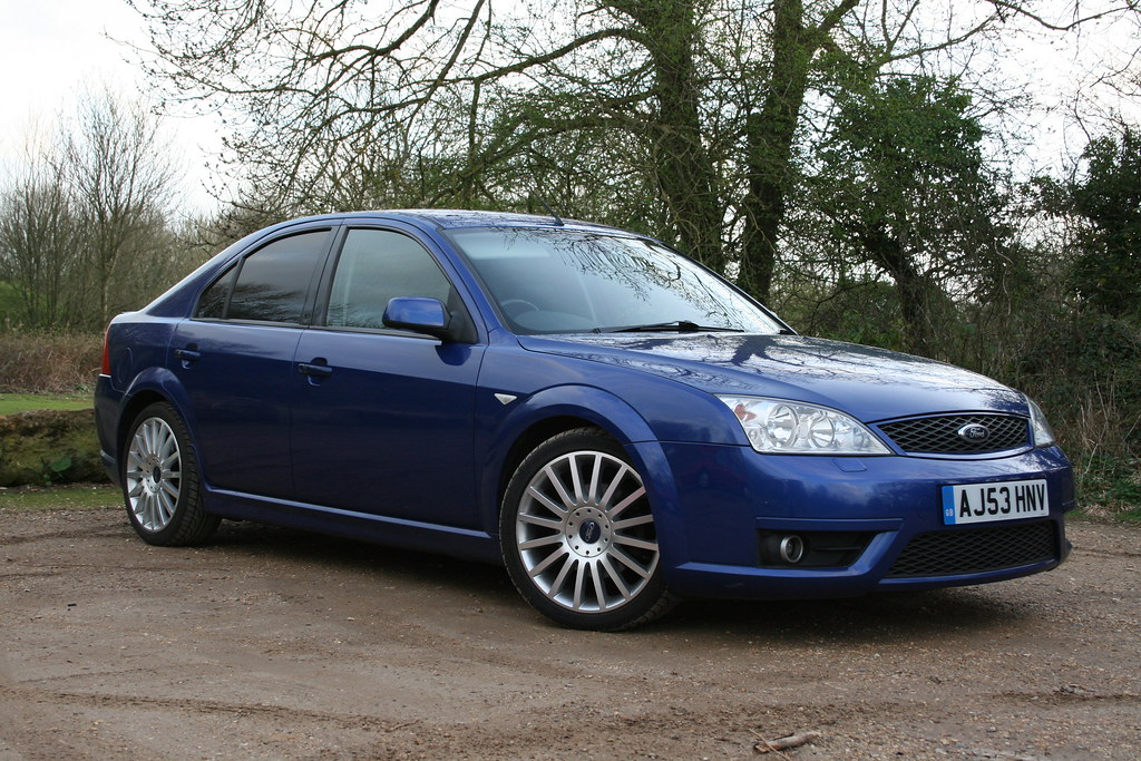 Ford Mondeo St220 Ford Mondeo St220 Andrew Eaton Flickr
