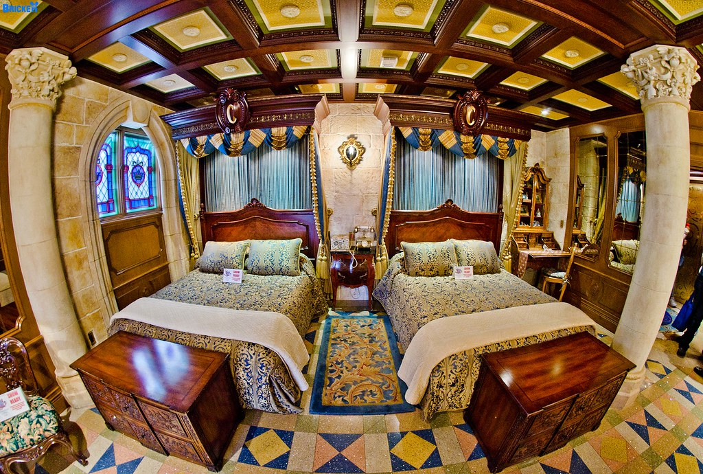 Cinderella Castle Inside Bedroom images