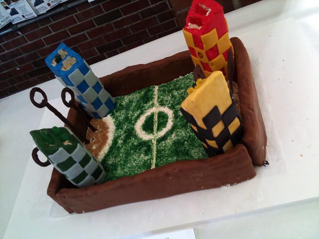 Harry Potter Edible Cake Topper