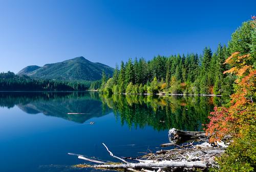 Lake Easton Washington Photo I Took Last Fall While