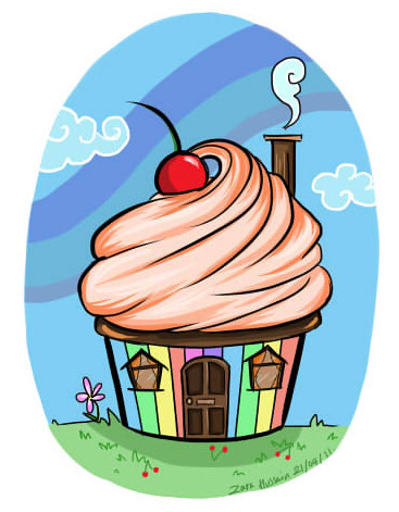 cupcake house Nana doris' cake house, hornsea 441 likes we are a bakery that specialises in homemade cakes, cookies, pastries and cupcakes we also create bespoke.