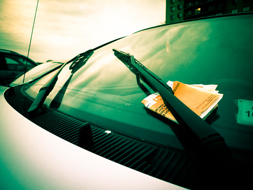 Parking Ticket VOL. Salary | by Instant Vantage