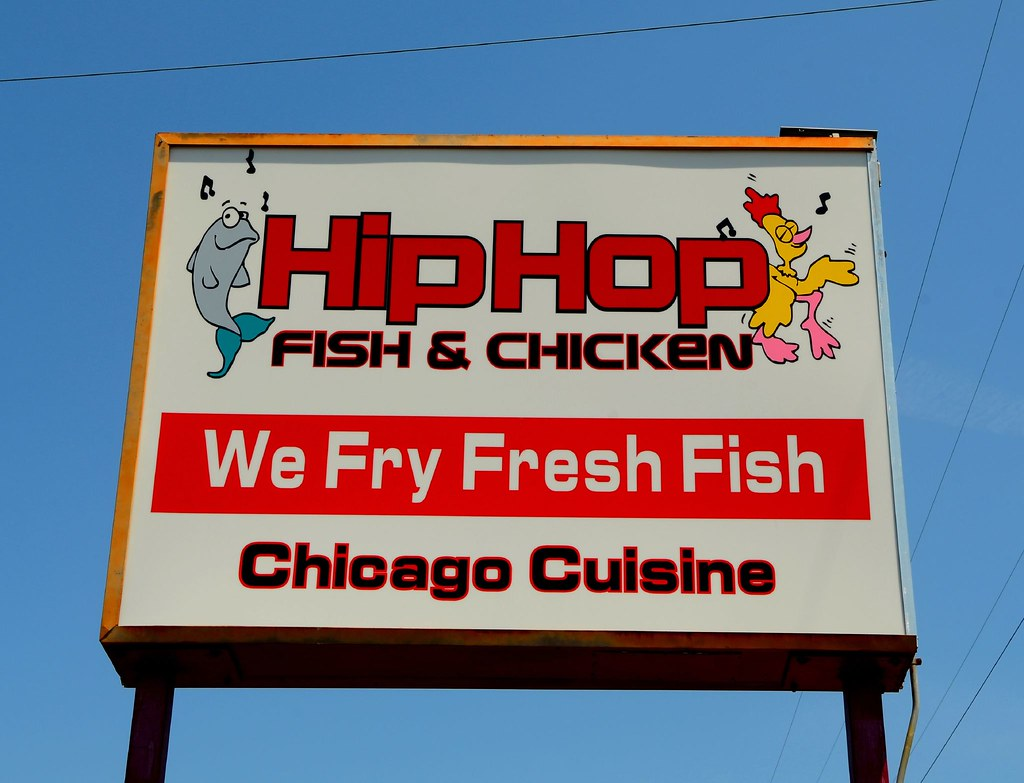 Hip hop fish chicken albany ga david reed flickr for Hip hop fish and chicken