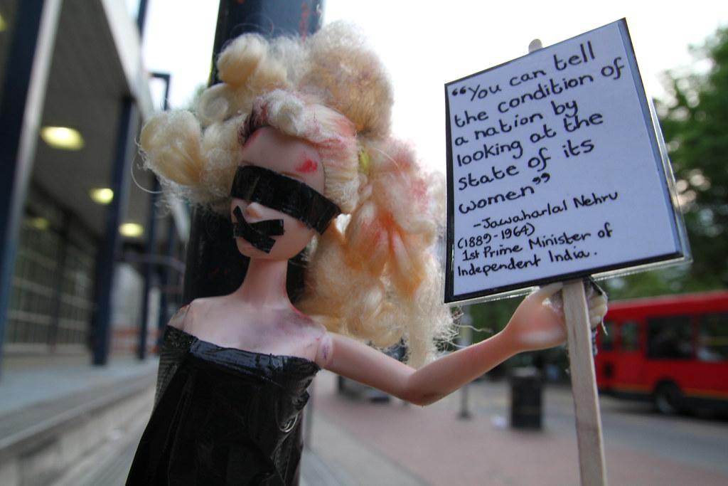 women demo