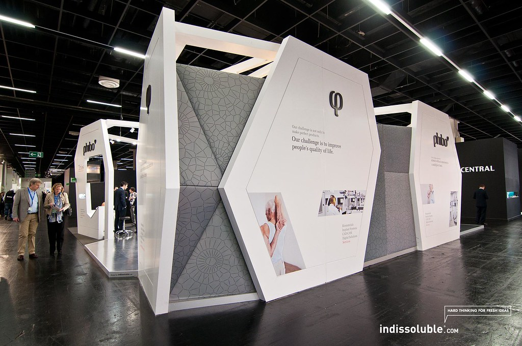 Exhibition Stand Design Guidelines : Indissoluble flickr