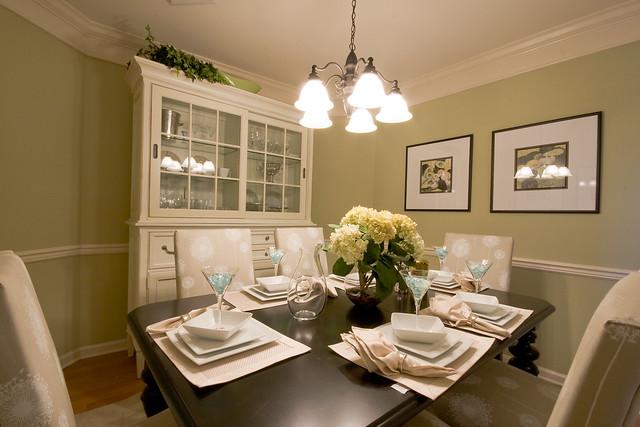 model home dining room flickr photo sharing
