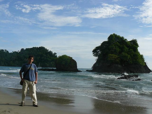 Sele en Manuel Antonio (Costa Rica)