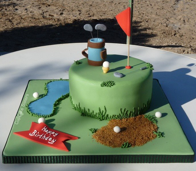 Golfing Decorations For A Party