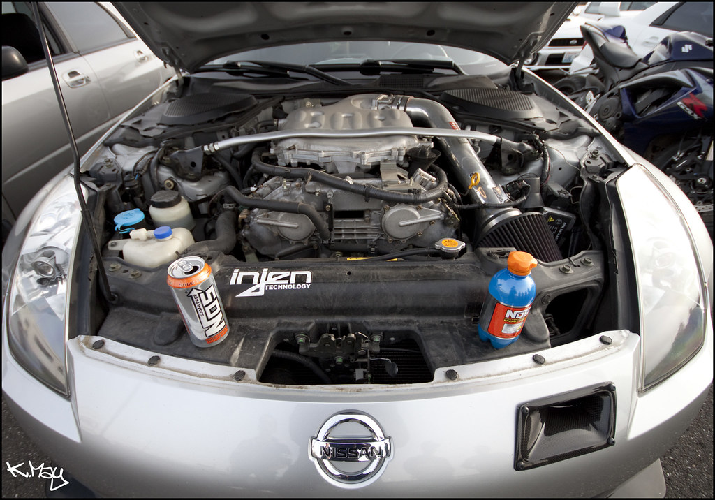 how to keep engine bay cool