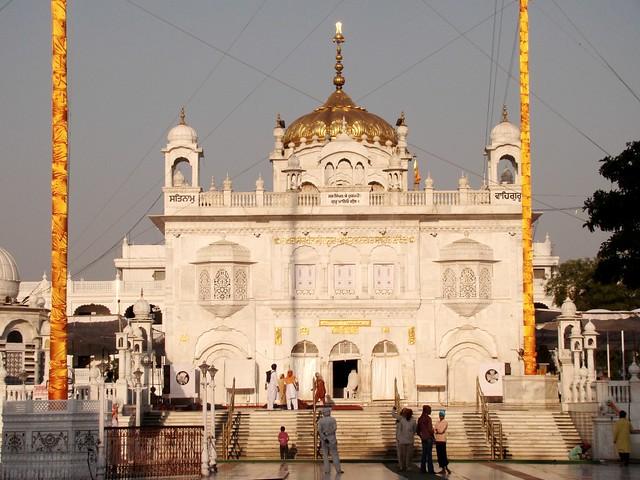 Takhat Sachkhand Sri Hazur Abchalnagar Sahib Gurudwara ...