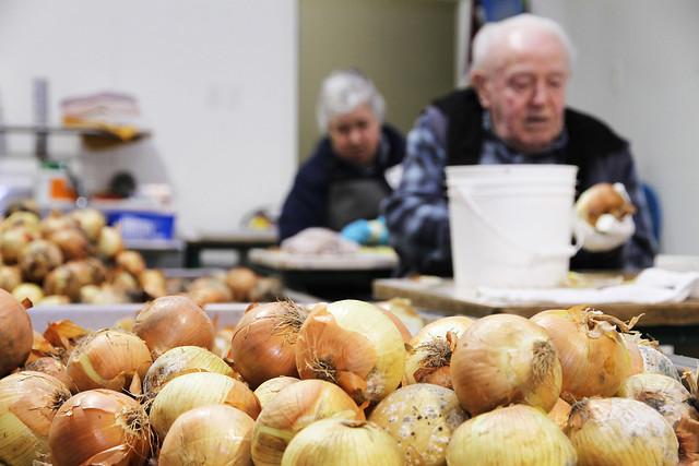Gleaners Mobile Food Pantry Hendricks County