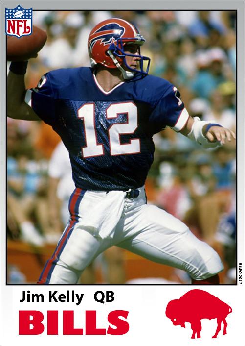 NFL J Kelly BUF card2-bj   Gary Clark – WR, Arizona ...