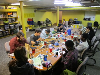 OCD/MEM laser tag workshop | by Mt Elliott Makerspace