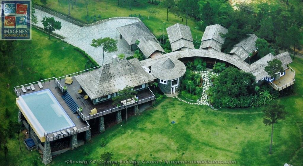 La casa de piedra en la vega jarabacoa photos cemex - La casa de las piedras ...