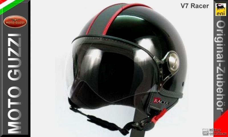 foto nr 1 moto guzzi v7 racer helm bekleidung hcshop. Black Bedroom Furniture Sets. Home Design Ideas