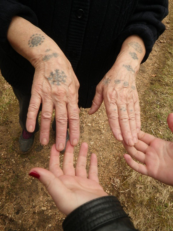 Croats in bosnia and herzegovina croat tattoo traditions h for Can catholics get tattoos