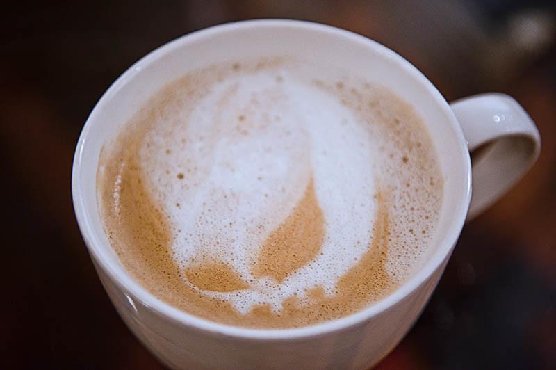 Alien Coffee Cup