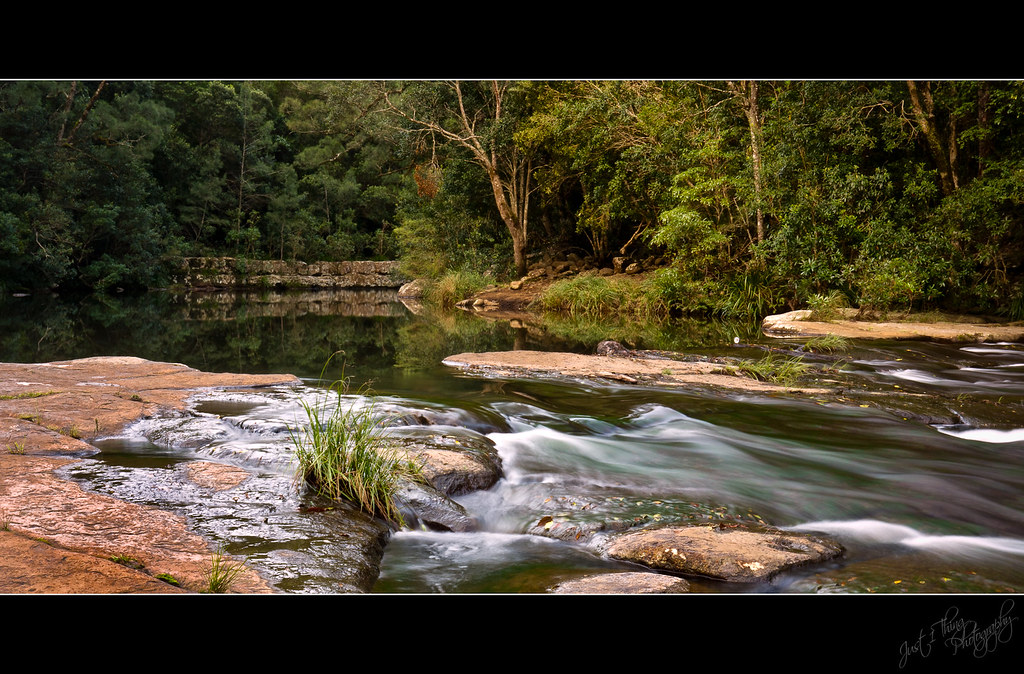 Flat Rock Upper Kangaroo Valley Looks Nice Large On