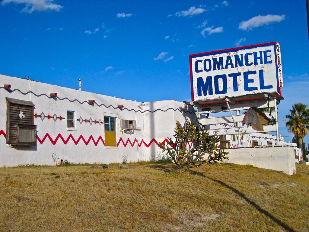 Motel  Fort Stockton