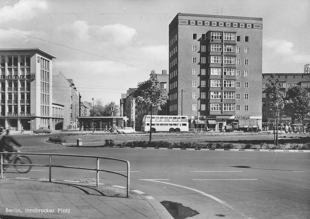 berlin sch neberg innsbrucker platz 1965 historische ans flickr. Black Bedroom Furniture Sets. Home Design Ideas
