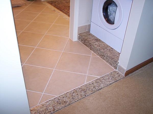 Granite Threshold Central Tile Amp Terrazzo Flickr