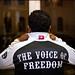 Voice of Freedom. Sfax, Tunisia
