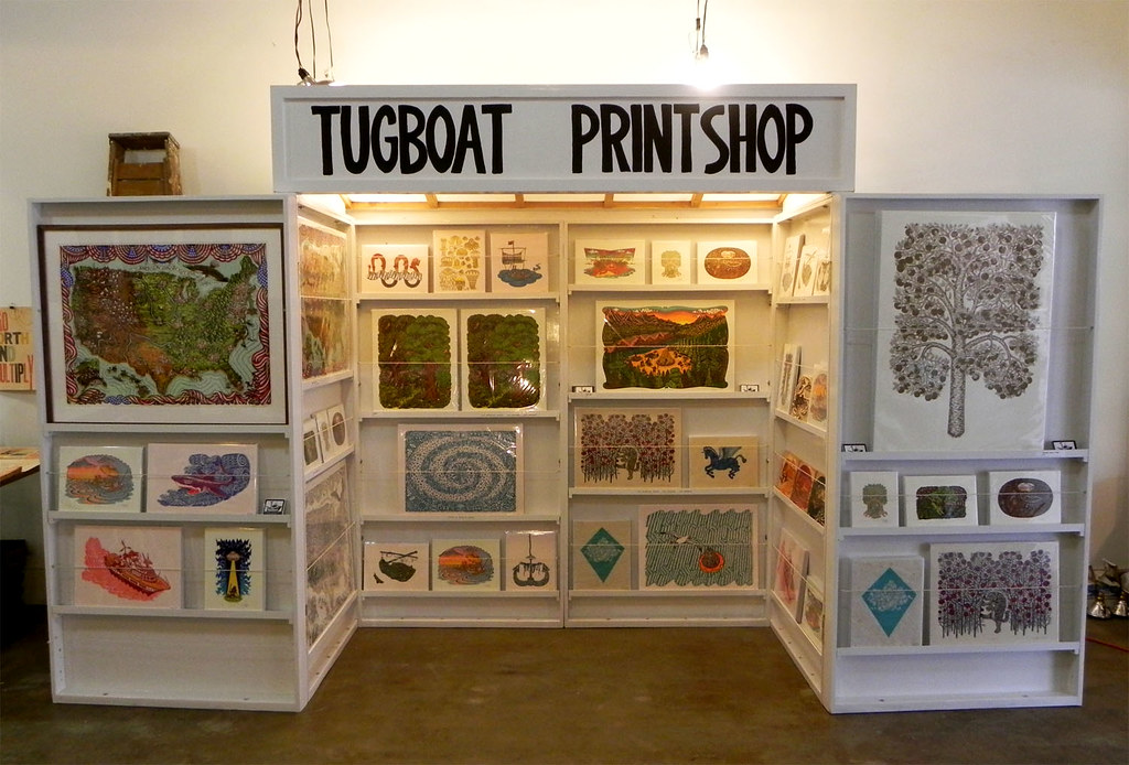 Craft Market Booth