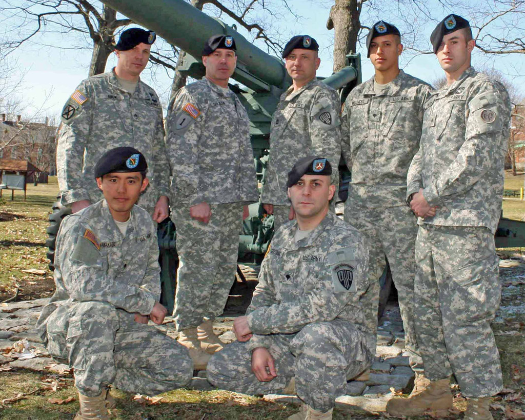 Army Of Us: NY Army National Guard Marksmen To Compete In South Africa