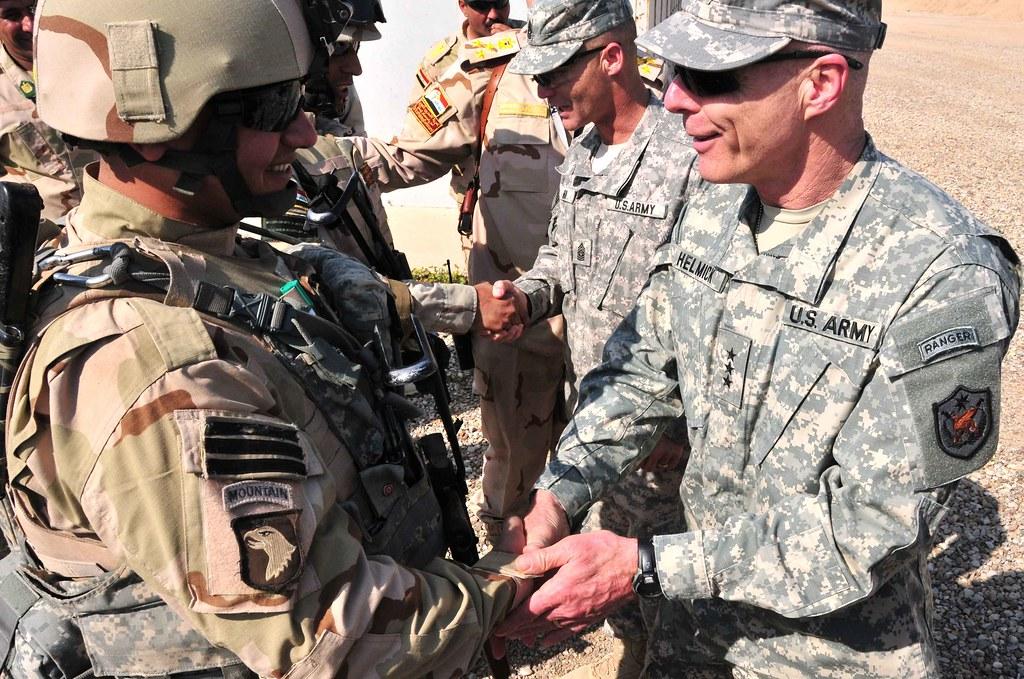 Iraqi 101st Mountain Division  5605482431_7232e75d2d_b
