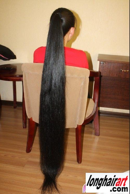 5 Long Hair For Sale 150 Cm Thick Wonderful Super