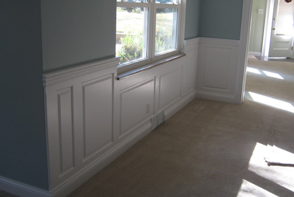 Wainscoting Panel Classic Raised Panel Dining Room In Kirku2026 | Flickr